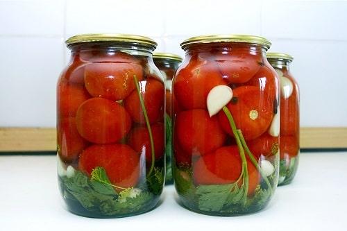 сладкие маринованные помидоры рецепты