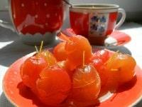 варенье из райских яблок рецепты с хвостиками