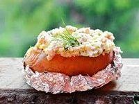 Крошка картошка в духовке в фольге рецепты
