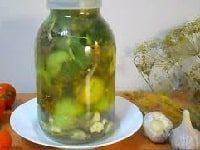 квашеные зелёные помидоры на зиму рецепты