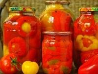 Болгарский перец, фаршированный овощами на зиму - самые вкусные рецепты в банках