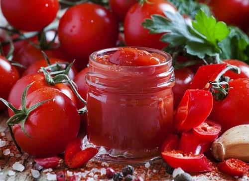 соус из помидоров на зиму