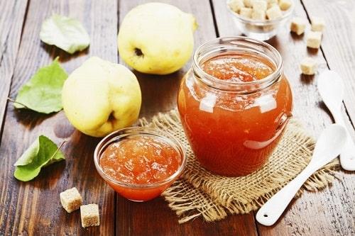 варенье из яблок с лимоном дольками