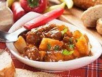 жаркое по домашнему из свинины с картофелем