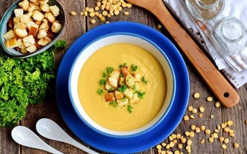 гороховый суп пюре рецепты
