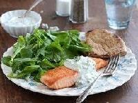 как приготовить лосось в сливочном соусе