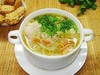как приготовить суп из индейки рецепты