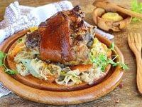 свиная рулька по-баварски рецепт-
